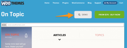 woothemes demo
