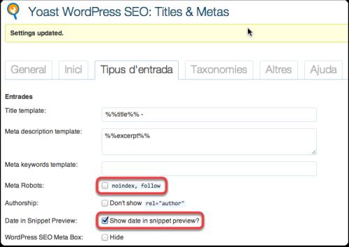 4.1 entrades wordpress seo