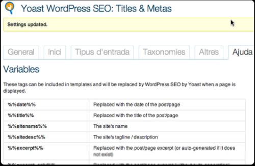 7 Ajuda WordPress seo
