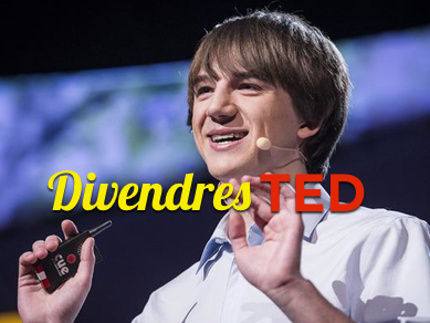 Divendres TED Jack Andraka