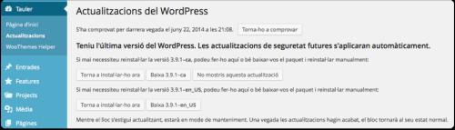 Actualitzacions-del-WordPress-catala