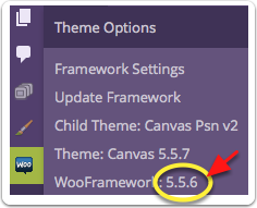 Wooframework 5.5.6 WordPress