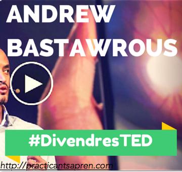 """#DivendresTED Talks Andrew Bastawrous """"Fes-te la propera revisió ocular amb un telèfon intel·ligent"""""""
