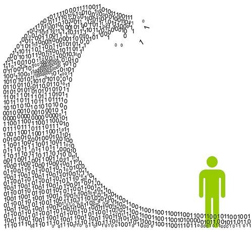 information tsunami