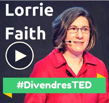 """#DivendresTED Talks: Lorrie Faith """"Quin problema tens amb el teu password???"""""""