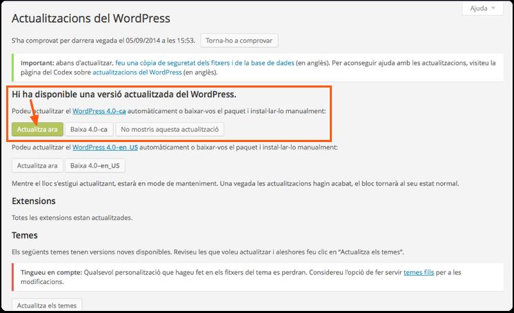 wordpress4.0-ara