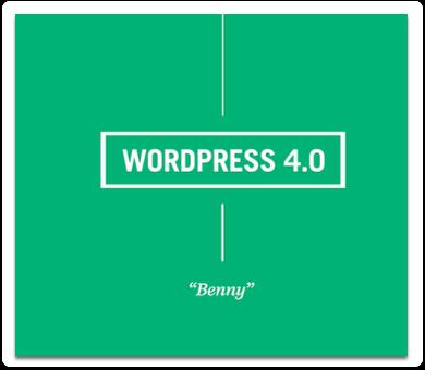wordpress4.0-benny