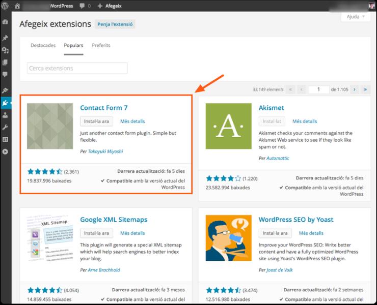 wordpress4.0-navegador-plugins