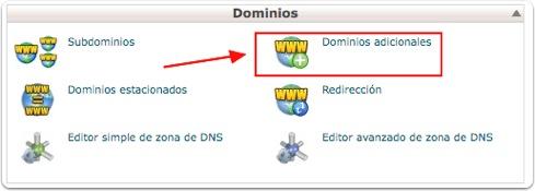 cpanel-x---dominios