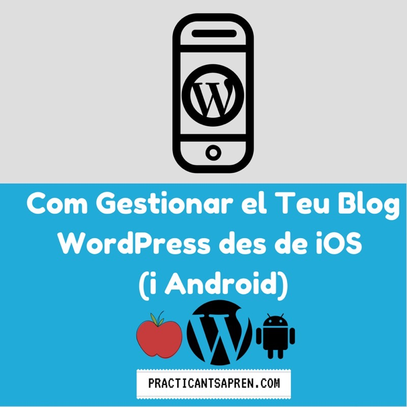app iOS wordpress