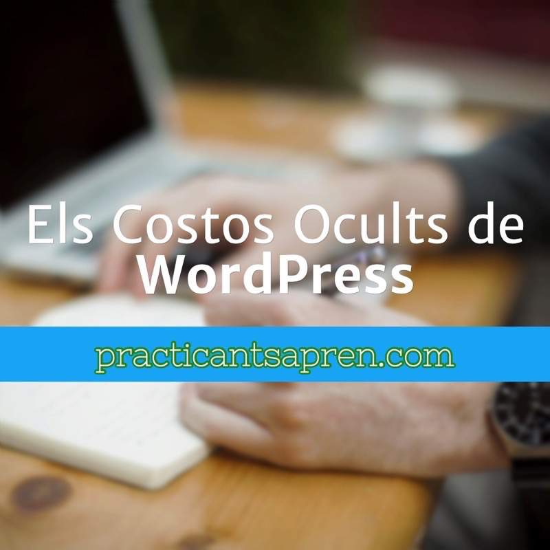 portada costos ocults de wordpress