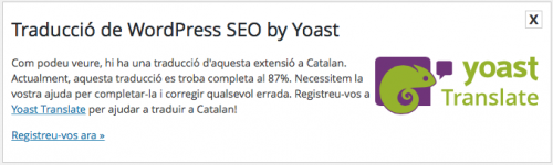 yoast en català