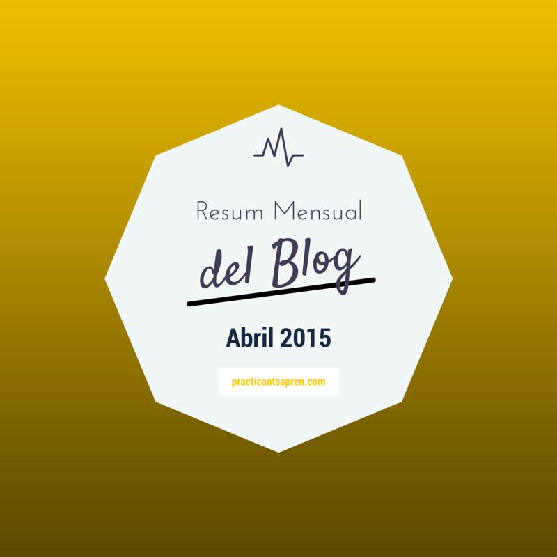 Portada resum del blog abril 2015