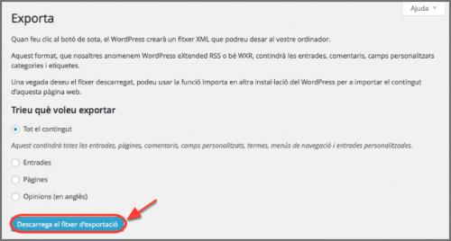 3_exportar_contingut_de_wpcom2