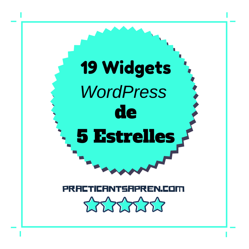 portada 19 widgets wordpress