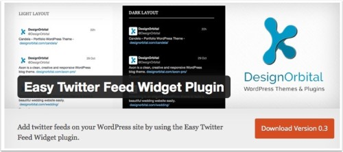 easy-twitter-feed-widget-plugin 2