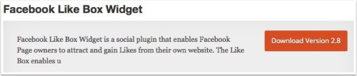 facebook-like-box-widget 2