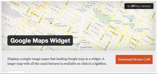 google-maps-widget 2