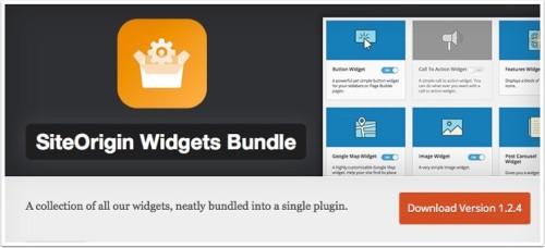 siteorigin-widgets-bundle 2