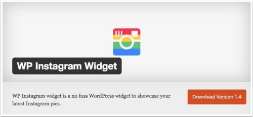 wp-instagram-widget 2